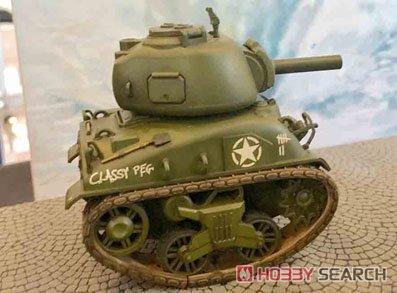 アメリカ中戦車 M4A1 シャーマン (プラモデル)