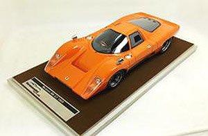 マクラーレン M6 GT パパイヤオレンジマクラーレン 1969 (ミニカー)