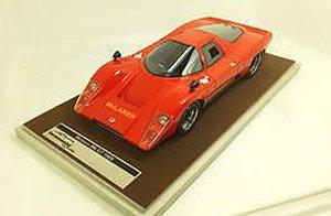 マクラーレン M6 GT ロッソ コルサ 1969 (ミニカー)