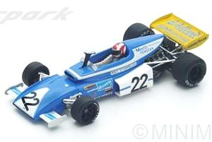 March 721/Eifelland E21 No.22 German GP 1972 Rolf Stommelen (ミニカー)