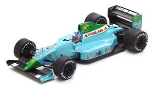 Leyton House CG901 No.16 2nd French GP 1990 Ivan Capelli (ミニカー)
