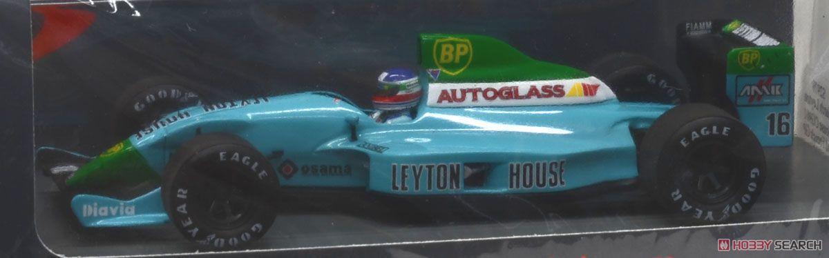 Leyton House CG901 No.16 2nd French GP 1990 Ivan Capelli (ミニカー)