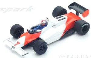 McLaren MP4-C Winner Long Beach GP 1983 John Watson (ミニカー)