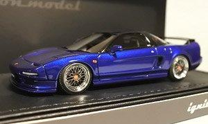 Honda NSX (NA1) Blue (ミニカー)