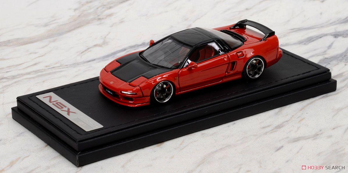 Honda NSX (NA1) Red (ミニカー)