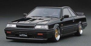 Nissan Skyline GTS-R (R31) Black (ミニカー)