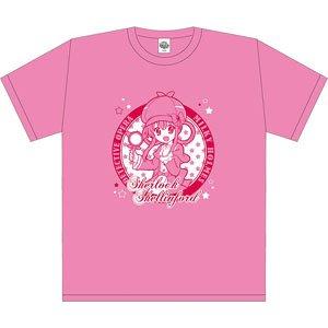 探偵オペラ ミルキィホームズ Tシャツ シャーロック・シェリンフォード M (キャラクターグッズ)