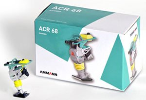 Ammann ACR 68 (ミニカー)