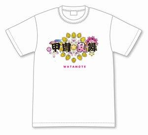 私がモテてどうすんだ 甲冑乱舞Tシャツ M (キャラクターグッズ)