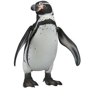 ソフビトイボックス011 ペンギン (フンボルトペンギン) (完成品)