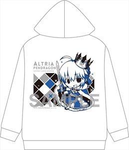 Fate/Grand Order きゃらとりあ パーカー セイバー/アルトリア・ペンドラゴン (キャラクターグッズ)