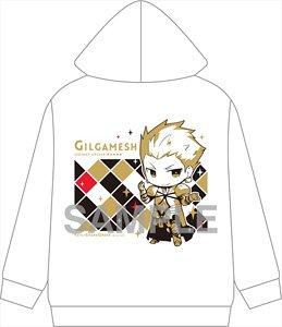 Fate/Grand Order Charatoria Parka Archer/Gilgamesh (Anime