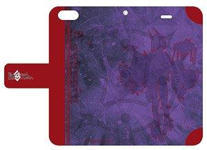 手帳型スマホケース「Fate/Grand Order」30/アサシン/酒呑童子 iPhone6/6S専用 (キャラクターグッズ)