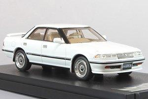 トヨタ マークII ハードトップ GT ツインターボ スポーツVer. スーパーホワイト IV (ミニカー)
