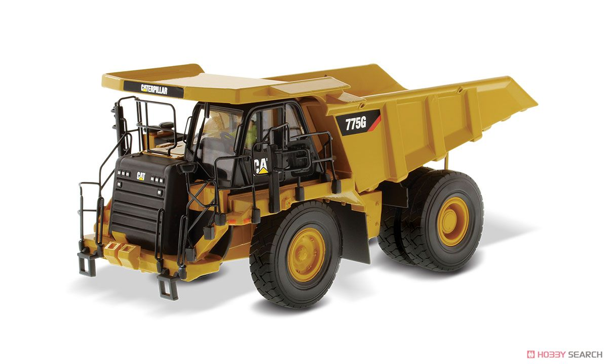 Cat 775G オフハイウェイ トラック (ミニカー)