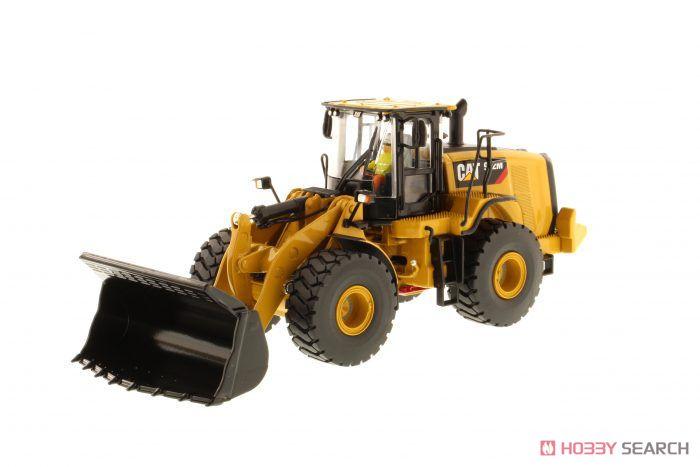 Cat 972M ホイールローダー (ミニカー)