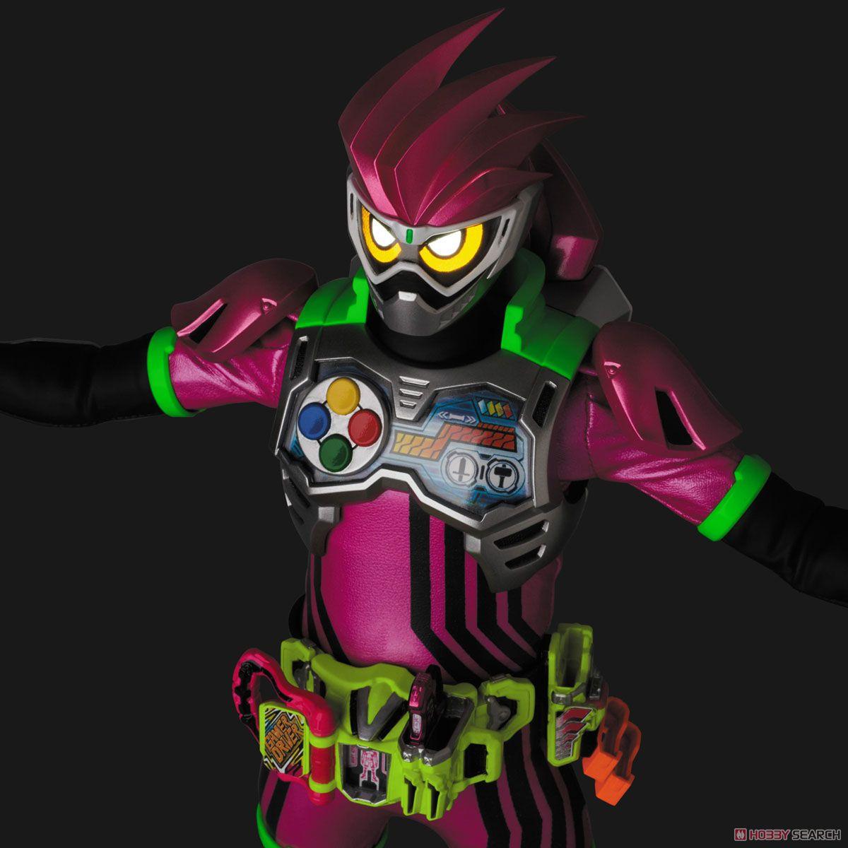 Rah769 Rah Genesis Kamen Rider Ex Aid Action Gamer Lv 2 Completed