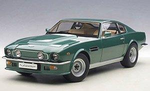 アストンマーチン V8 ヴァンテージ 1985 (グリーン) (ミニカー)