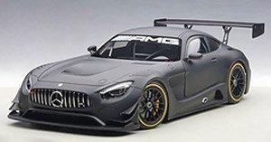 メルセデス・AMG GT3 (マット・ブラック) (ミニカー)