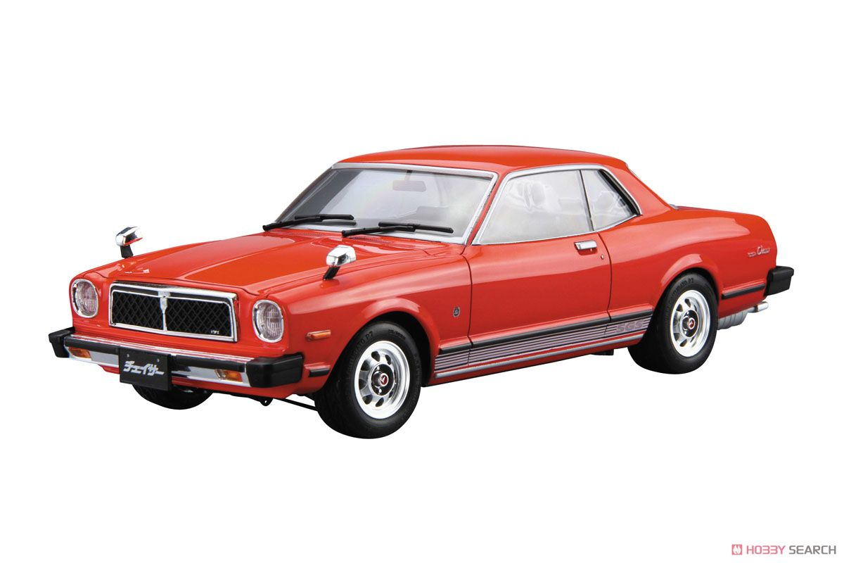 All Model Car >> Toyota MX41 Mark II / Chaser `79 (Model Car) Other picture3