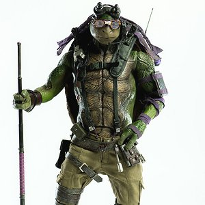 Teenage Mutant Ninja Turtles: Out of the Shadows - DONATELLO (ドナテロ) (完成品)