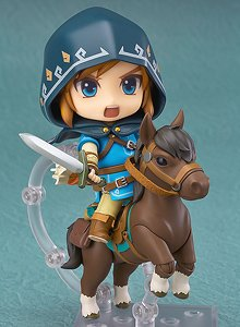 Nendoroid Link: Breath of the Wild Ver. DX Edition (PVC Figure)