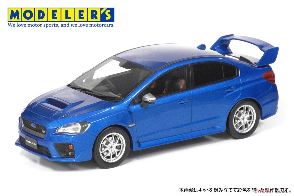 Subaru Wrx Sti Type S Metal Resin Kit Images List