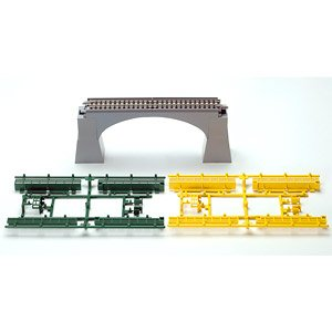 Fine Track Concrete Arch Bridge S140 (F) (Model Train)