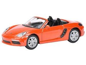 452629100 SCHUCO voiture modèle h0 1:87 Porsche 718 BOXSTER S Réf
