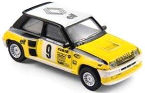 ルノー 5 ターボ 1981年モンテ・カルロ (ミニカー)