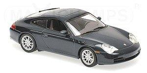 ポルシェ 911 クーペ (2001) ブラック (ミニカー)