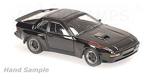 ポルシェ 924 GT (1981) ブラック (ミニカー)