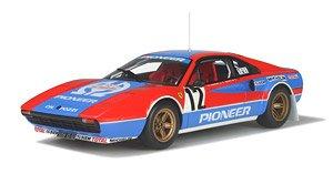 フェラーリ 308 GTB Gr.4 パイオニア Tour de Corse 1982 (レッド/ブルー) (ミニカー)