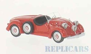 BS160 W30 BoS Mercedes-Benz 150 Sport Roadster rot PC+OVP 1:87