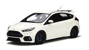 フォード フォーカス RS 2015 (ホワイト) (ミニカー)