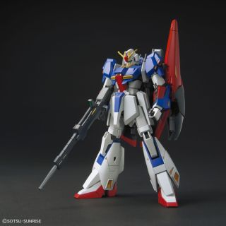 Bandai HGUC 203 GUNPLA Evolution Project ZETA GUNDAM 1//144 scale kit Japan