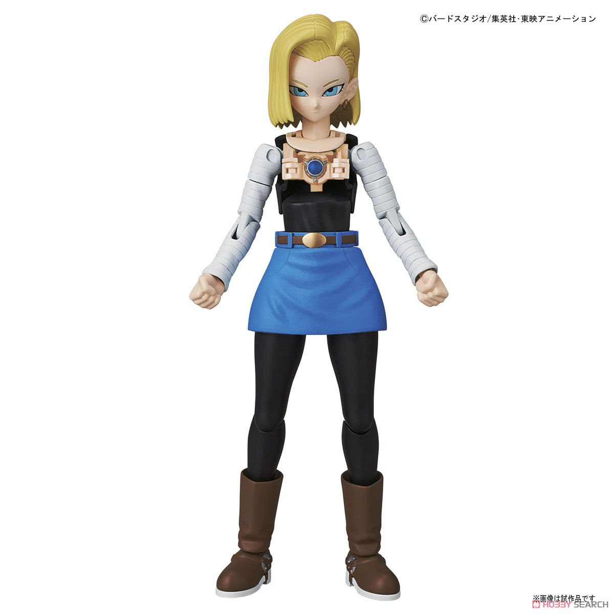 Figure Rise Standard Android No 18 Plastic Model Images List