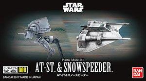 AT-ST&スノースピーダー (プラモデル)