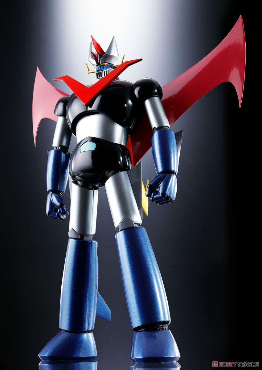 超合金魂 GX-73 グレートマジンガー D.C. (完成品)