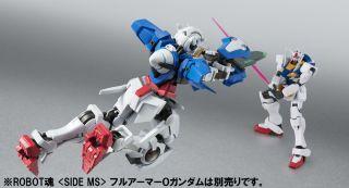 ROBOT SPIRITS SIDE MS GUNDAM EXIA REPAIR II /& REPAIR III PARTS SET Figure BANDAI