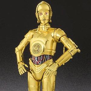 S.H.フィギュアーツ C-3PO (A NEW HOPE) (完成品)