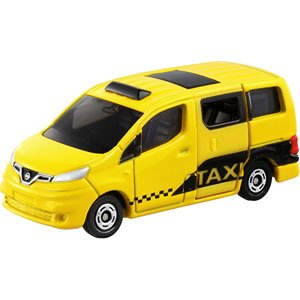 45607c0cf8 No.27 Nissan NV200 Taxi (First Special Specification) (Tomica) -  HobbySearch Toy Store
