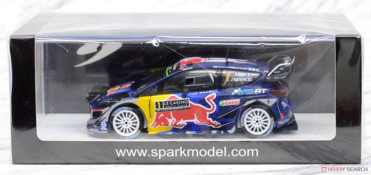 Ford Fiesta WRC No.1 Winner WRC Monte Carlo 2017 M Sport World Rally