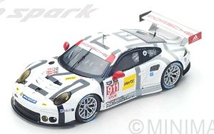 Porsche 911 RSR No.911 Winner Petit Le Mans 2015 (ミニカー)