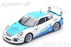 Porsche Carrera Cup Germany Champion 2016 (ミニカー)