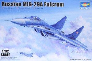 MiG-29A ファルクラムA型 (プラモデル)