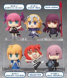Learning with Manga! Fate/Grand Order Collectible Figures (Set of 6) (PVC Figure)