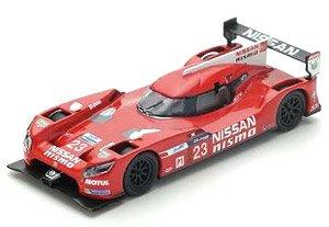 Nissan GT-R LM Nismo No.23 LMP1 Le Mans 2015 O.Pla - J.Mardenborough - M.Chilton (ミニカー)