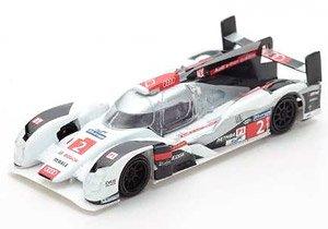 Audi R18 No.2 Winner Le Mans 2014 A.Lotterer - M.Fassler - B.Treluyer (ミニカー)