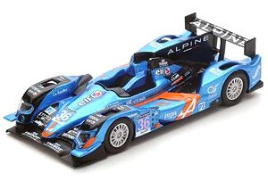 Alpine A450b No.36 Le Mans 2015 N.Panciatici - P.-L.Chatin - V.Capillaire (ミニカー)